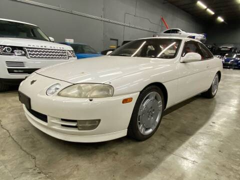 1994 Toyota Soarer for sale at EA Motorgroup in Austin TX