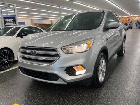 2017 Ford Escape for sale at Dixie Imports in Fairfield OH