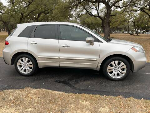 2012 Acura RDX for sale at Austin Elite Motors in Austin TX