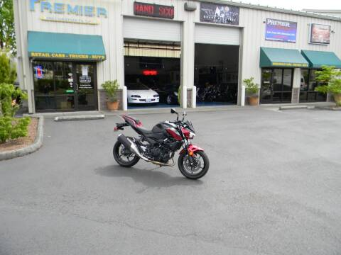 2019 Kawasaki Z400 ABS for sale at PREMIER MOTORSPORTS in Vancouver WA