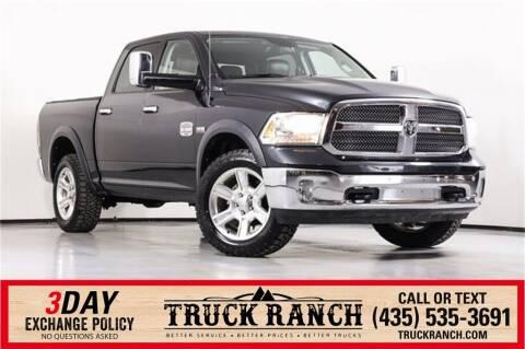 2016 RAM Ram Pickup 1500 for sale at Truck Ranch in Logan UT