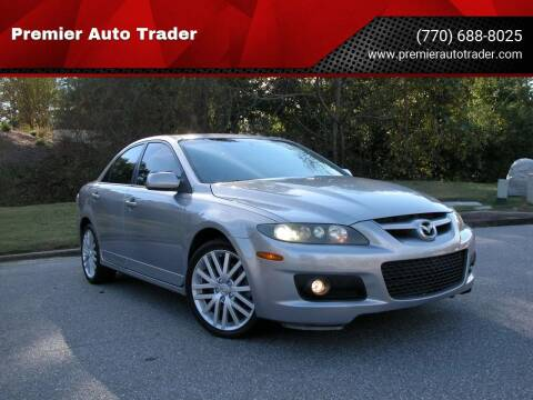 2006 Mazda MAZDASPEED6 for sale at Premier Auto Trader in Alpharetta GA