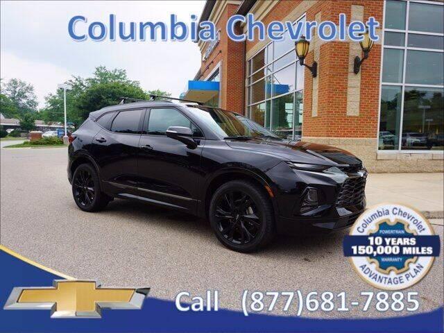 2020 Chevrolet Blazer for sale in Cincinnati, OH