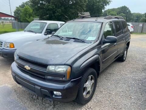 2005 Chevrolet TrailBlazer EXT for sale at Sartins Auto Sales in Dyersburg TN
