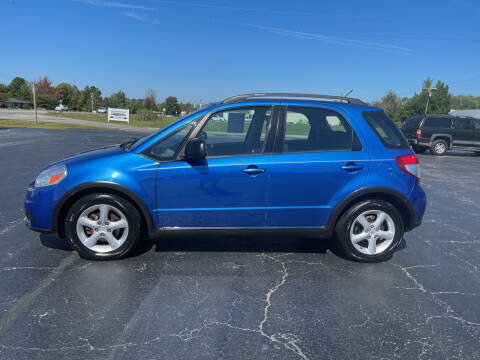2007 Suzuki SX4 Crossover for sale at ROWE'S QUALITY CARS INC in Bridgeton NC
