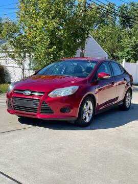 2013 Ford Focus for sale at Suburban Auto Sales LLC in Madison Heights MI