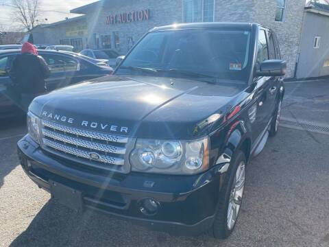 2009 Land Rover Range Rover Sport for sale at MFT Auction in Lodi NJ