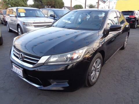 2015 Honda Accord for sale at Plaza Auto Sales in Los Angeles CA
