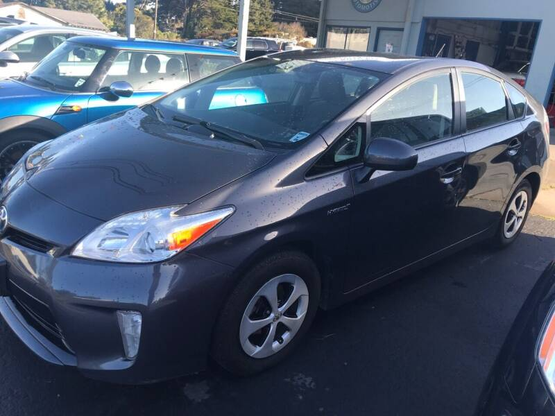 2014 Toyota Prius for sale at HARE CREEK AUTOMOTIVE in Fort Bragg CA