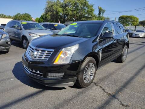 2014 Cadillac SRX for sale at Bargain Auto Sales in West Palm Beach FL