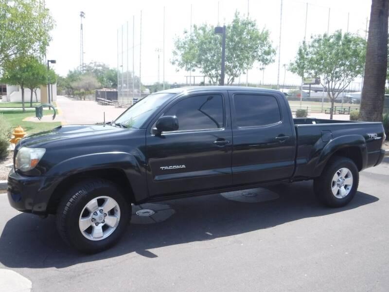 2010 Toyota Tacoma for sale at J & E Auto Sales in Phoenix AZ
