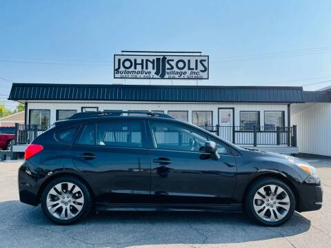 2013 Subaru Impreza for sale at John Solis Automotive Village in Idaho Falls ID