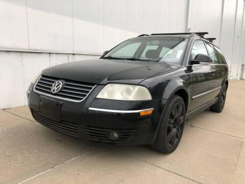 2005 Volkswagen Passat for sale at WALDO MOTORS in Kansas City MO