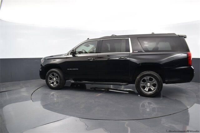 2017 Chevrolet Suburban for sale at BOB HART CHEVROLET in Vinita OK
