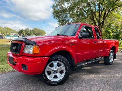 2004 Ford Ranger for sale at Powerhouse Automotive in Tampa FL