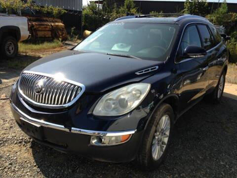 2009 Buick Enclave for sale at ASAP Car Parts in Charlotte NC