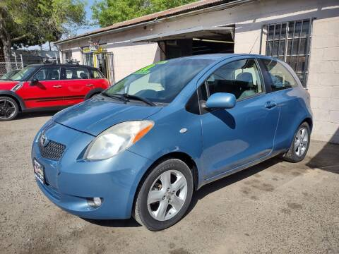 2008 Toyota Yaris for sale at Larry's Auto Sales Inc. in Fresno CA
