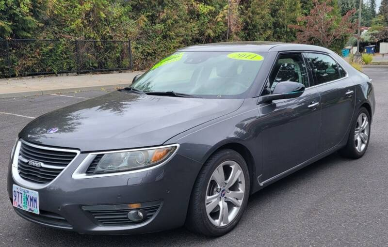 2011 Saab 9-5 for sale at TOP Auto BROKERS LLC in Vancouver WA