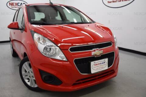 2015 Chevrolet Spark for sale at Houston Auto Loan Center in Spring TX