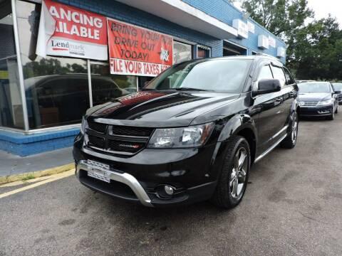 2017 Dodge Journey for sale at Drive Auto Sales & Service, LLC. in North Charleston SC
