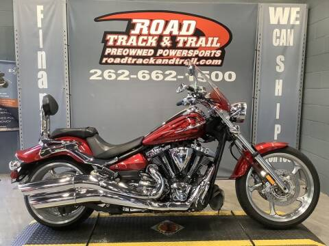 2009 Yamaha Raider for sale at Road Track and Trail in Big Bend WI