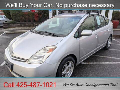 2005 Toyota Prius for sale at Platinum Autos in Woodinville WA