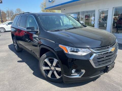 2021 Chevrolet Traverse for sale at MARTINDALE CHEVROLET in New Madrid MO