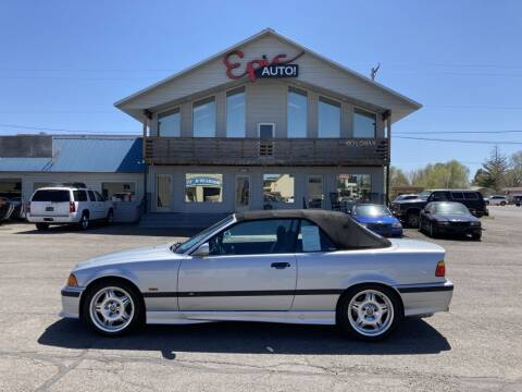 1998 BMW M3 for sale at Epic Auto in Idaho Falls ID