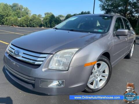 2007 Ford Fusion for sale at IMPORTS AUTO GROUP in Akron OH
