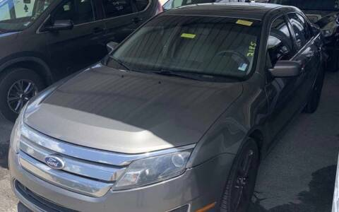 2010 Ford Fusion for sale at Supreme Motors in Tavares FL