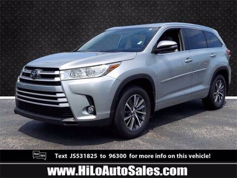 2018 Toyota Highlander for sale at Hi-Lo Auto Sales in Frederick MD
