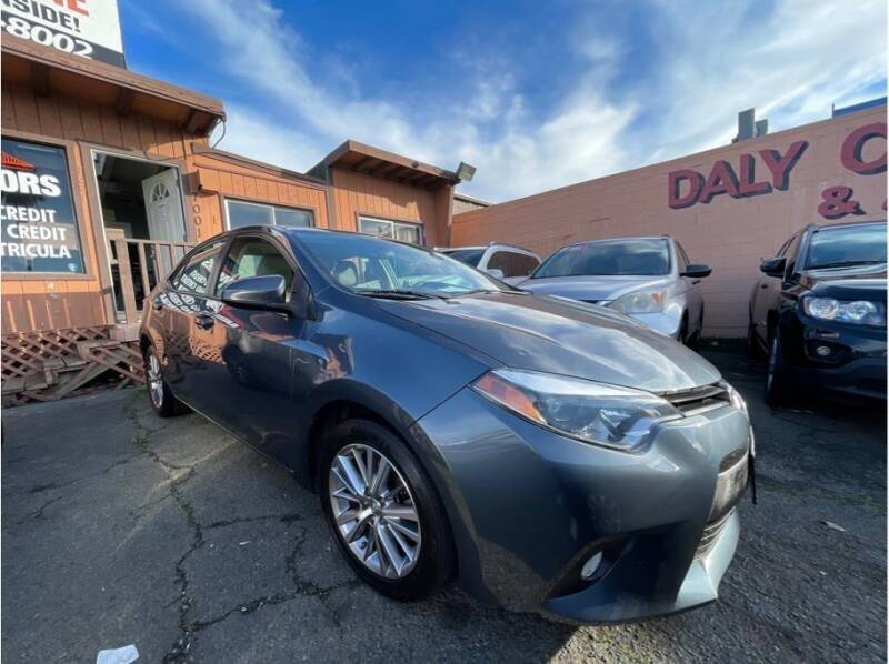2014 Toyota Corolla for sale at SF Bay Motors in Daly City CA