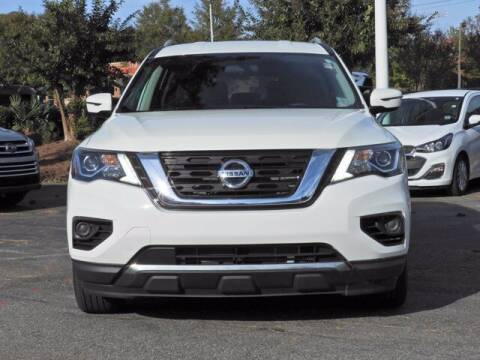 2017 Nissan Pathfinder for sale at Auto Finance of Raleigh in Raleigh NC