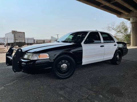 2011 Ford Crown Victoria for sale at MT Motor Group LLC in Phoenix AZ