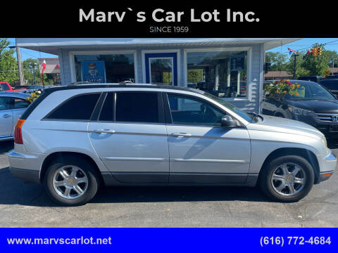2004 Chrysler Pacifica for sale at Marv`s Car Lot Inc. in Zeeland MI