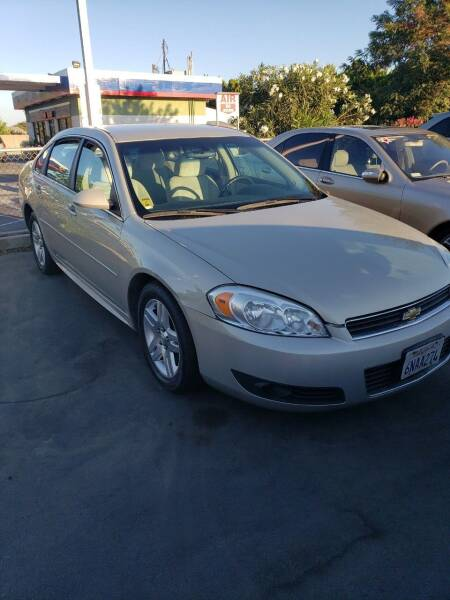 2011 Chevrolet Impala for sale at Thomas Auto Sales in Manteca CA