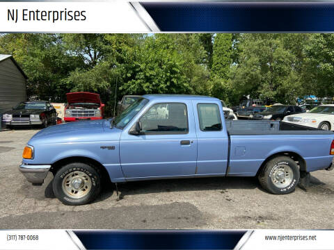1997 Ford Ranger for sale at NJ Enterprises in Indianapolis IN