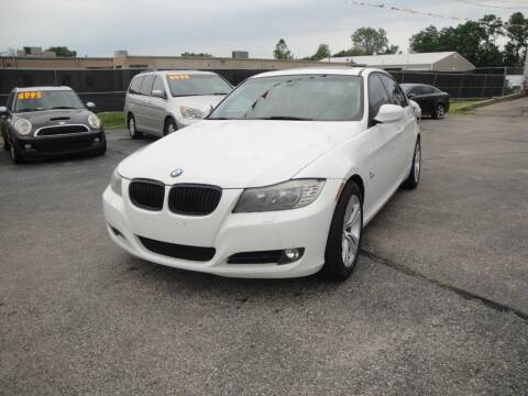 2011 BMW 3 Series for sale at A&S 1 Imports LLC in Cincinnati OH