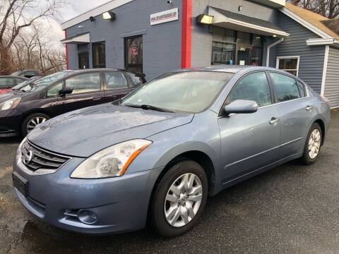 2012 Nissan Altima for sale at Auto Kraft in Agawam MA