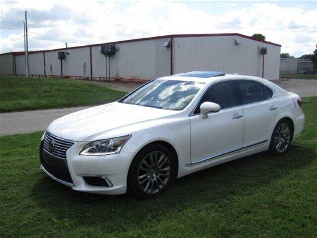 2017 Lexus LS 460 for sale at Bryans Car Corner in Chickasha OK