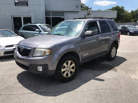 2008 Mazda Tribute for sale at Popular Imports Auto Sales in Gainesville FL