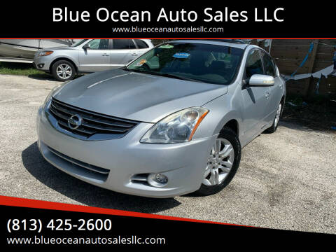 2010 Nissan Altima for sale at Blue Ocean Auto Sales LLC in Tampa FL