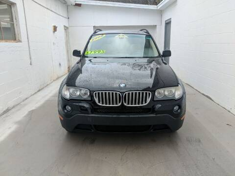 2008 BMW X3 for sale at BOLLING'S AUTO in Bristol TN