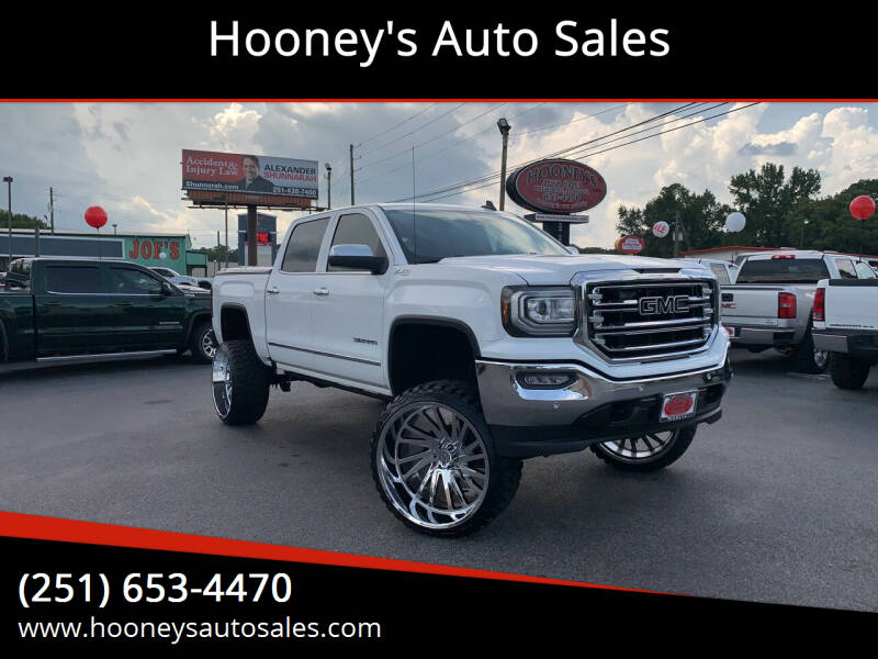 2016 GMC Sierra 1500 for sale at Hooney's Auto Sales in Theodore AL