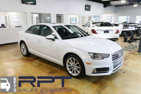 2019 Audi A4 for sale at RPT SALES & LEASING in Orlando FL