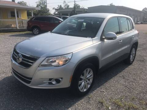 2010 Volkswagen Tiguan for sale at TOMI AUTOS, LLC in Panama City FL