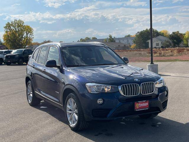 2016 BMW X3 for sale at Rocky Mountain Commercial Trucks in Casper WY