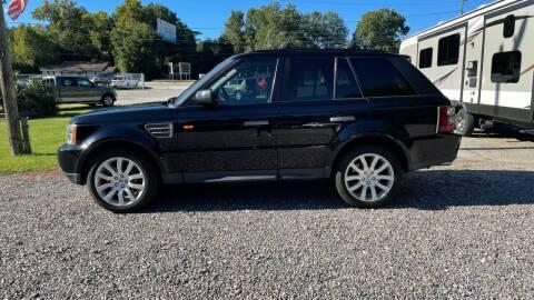 2006 Land Rover Range Rover Sport for sale at Joye & Company INC, in Augusta GA
