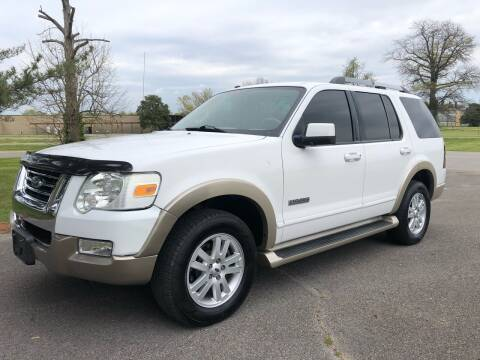 2007 Ford Explorer for sale at COUNTRYSIDE AUTO SALES 2 in Russellville KY