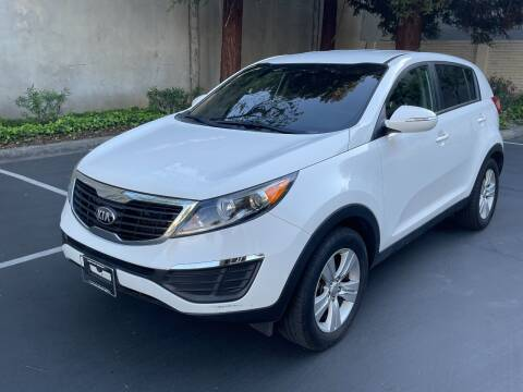 2013 Kia Sportage for sale at Dcharly Auto Sell in San Jose CA
